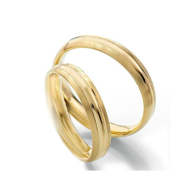 Alianzas de oro Saint Maurice Twin Set 49-81169/69