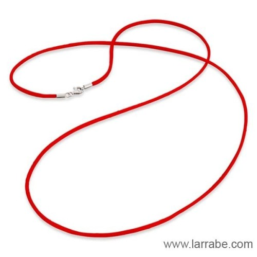 Collar de Ángel Rojo ERN-SI-05