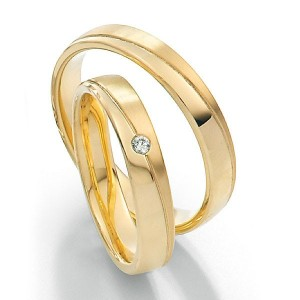 Alianzas de oro Saint Maurice Twin Set 49-81170/71