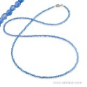 Collar de Ángel Azul ERN-80-BA