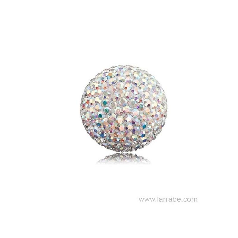 Bolas de Sonido Cristal Blanca ERS-01-ZI-L