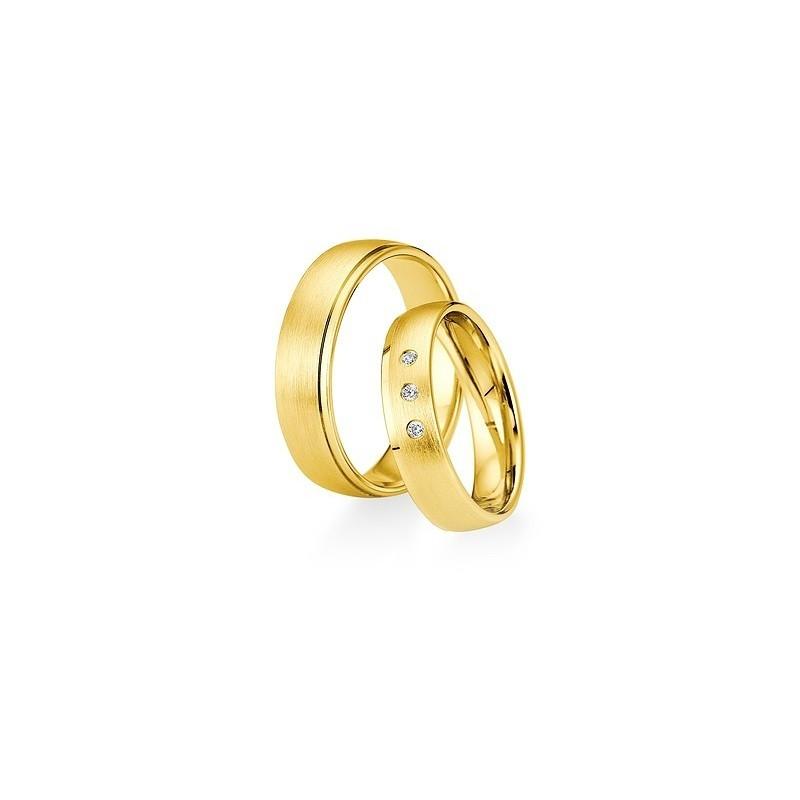Alianzas de oro amarillo Saint Maurice - Selection 84143_84144