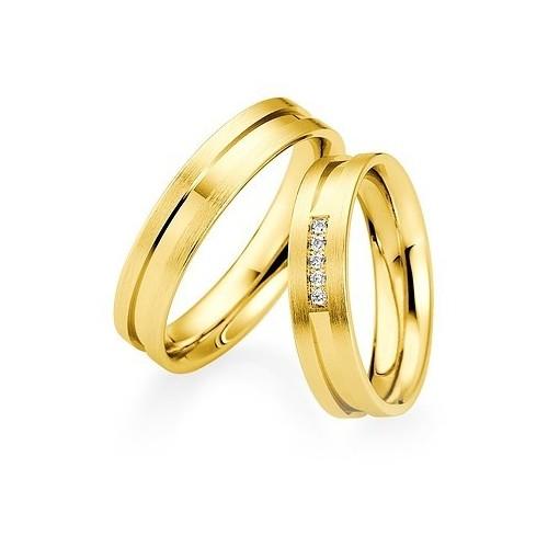 Alianzas de oro amarillo Saint Maurice - Selection 84450_841460