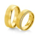 Alianzas de oro Saint Maurice Colección Precious Line 816400/10
