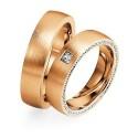 Alianzas de oro Saint Maurice Colección Precious Line 816500/10