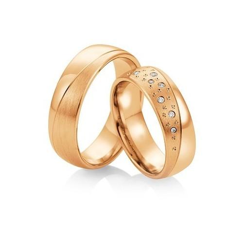 Alianzas de oro Saint Maurice Precious Line 816580_90