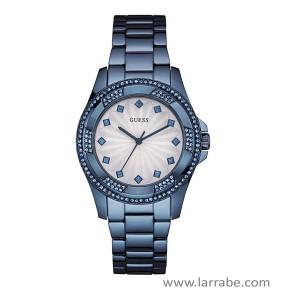 Reloj Guess Pinwheel azul W0702L1
