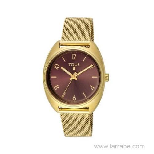Reloj TOUS RETRO DORADO 600350255