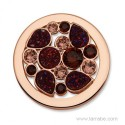Moneda Mediana Bordeaux SW-BON-25-M