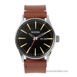 Reloj Nixon Sentry Leather A105019