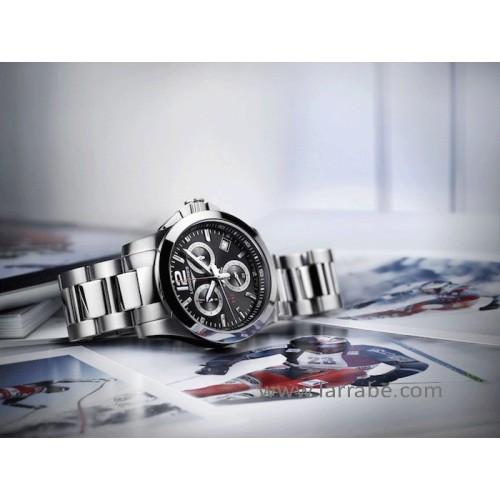Reloj Longines Conquest CRONÓGRAFO l3.700.4.56.6