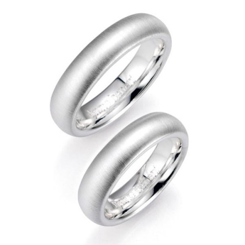 Alianzas de Plata Bruno Banani 91004