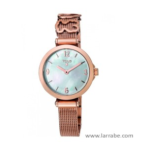 Reloj Tous Icon charms rosa 700350160