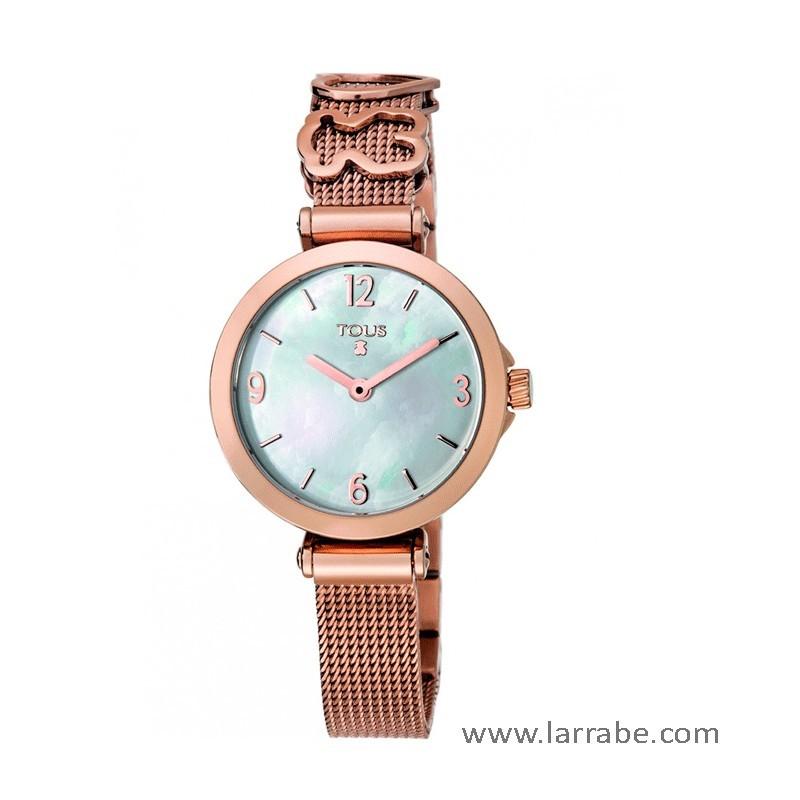 Reloj Tous Icon charms rosa 700350160