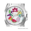 Reloj Tous Drive Reloj Miranda de acero con nácar 700350170