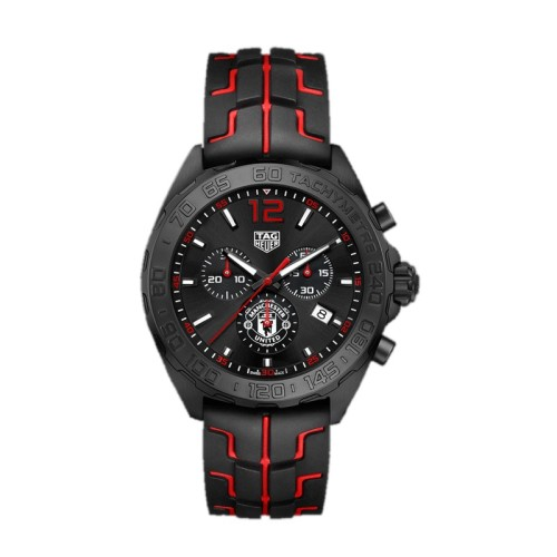 RELOJ TAG HEUER FORMULA 1 Manchester United 43mm CAZ101J.FT8027