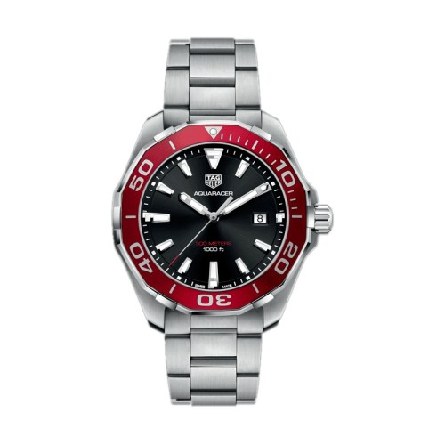 RELOJ TAG HEUER AQUARACER CUARZO 43mm WAY101B.BA0746