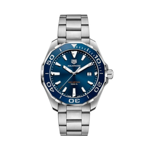 RELOJ TAG HEUER AQUARACER CUARZO 43mm WAY101C.BA0746