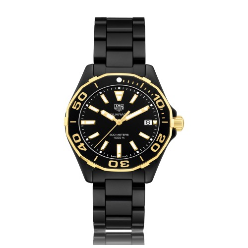 RELOJ TAG HEUER AQUARACER CUARZO 35mm WAY1321.BH0743