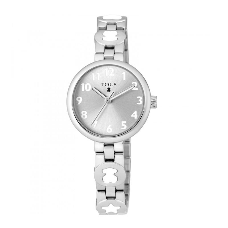 Reloj Tous Bahia acero - correa acero 26mm 700350015