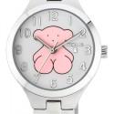 Reloj Tous Muffin acero - correa acero 28mm 700350040