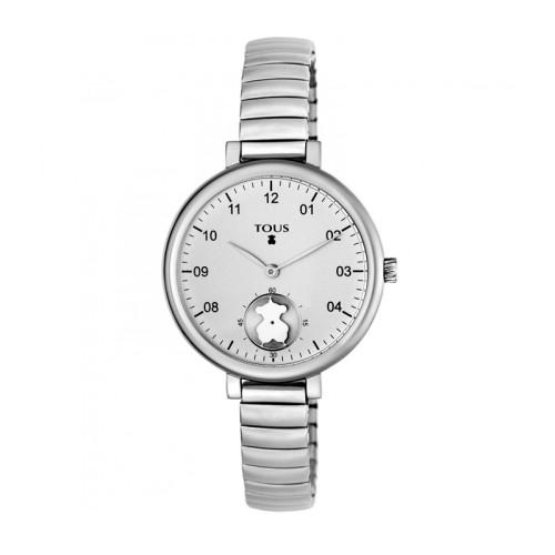 Reloj Tous Spin Flex acero 35mm 700350195