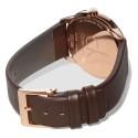 Reloj Calvin Klein Minimal Plata 35mm Esfera Plata K3M216g6