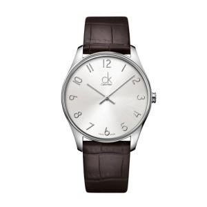 Reloj Calvin Klein Classic Plata 38mm K4D211G6