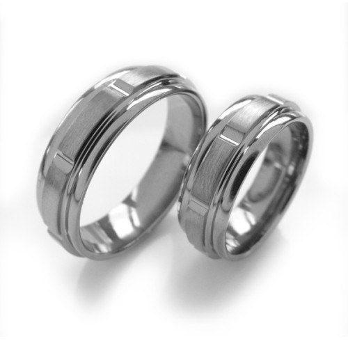 Alianzas de titanio Titanium Collection TTT2029-60