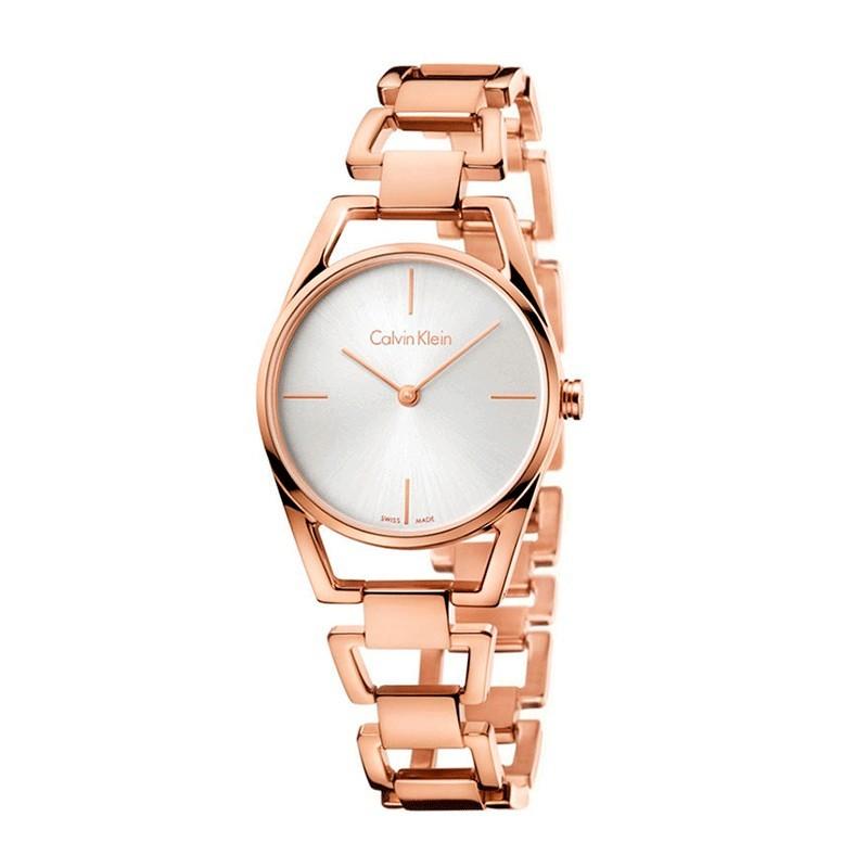 Reloj Calvin Klein Dainty rosa 30mm K7L23646