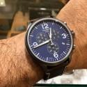 Reloj Tissot Chrono XL T-Sport azul 45mm T116.617.36.047.00