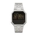 Reloj Nixon Re-Run plateado A158000