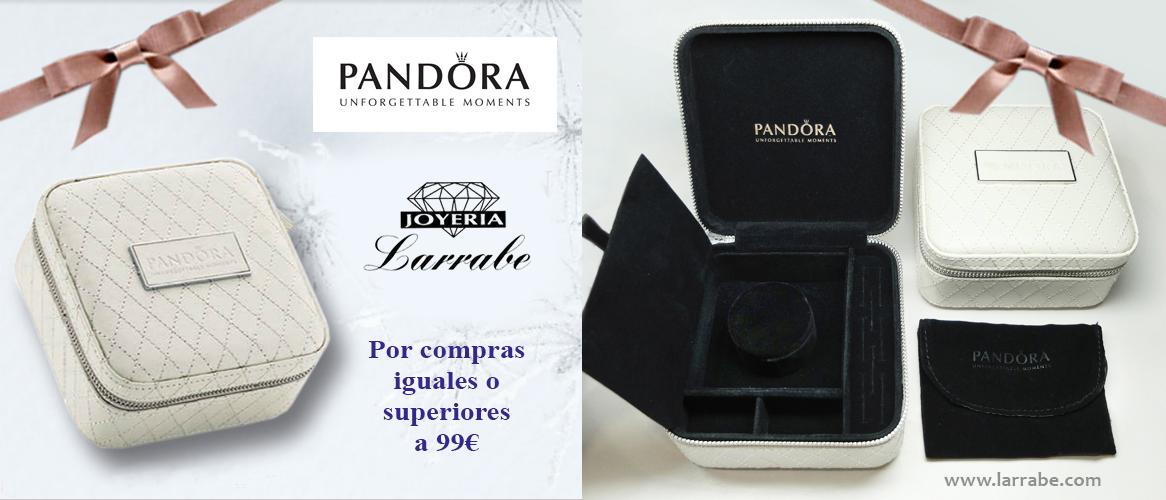 joyero pandora charms