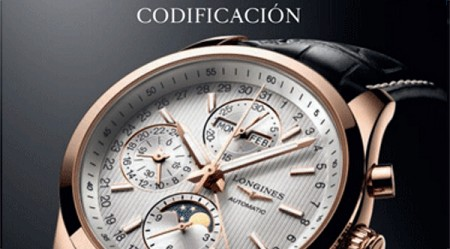 codificacion relojes Longines