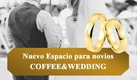 nuevo espacio para novios cofee&wedding