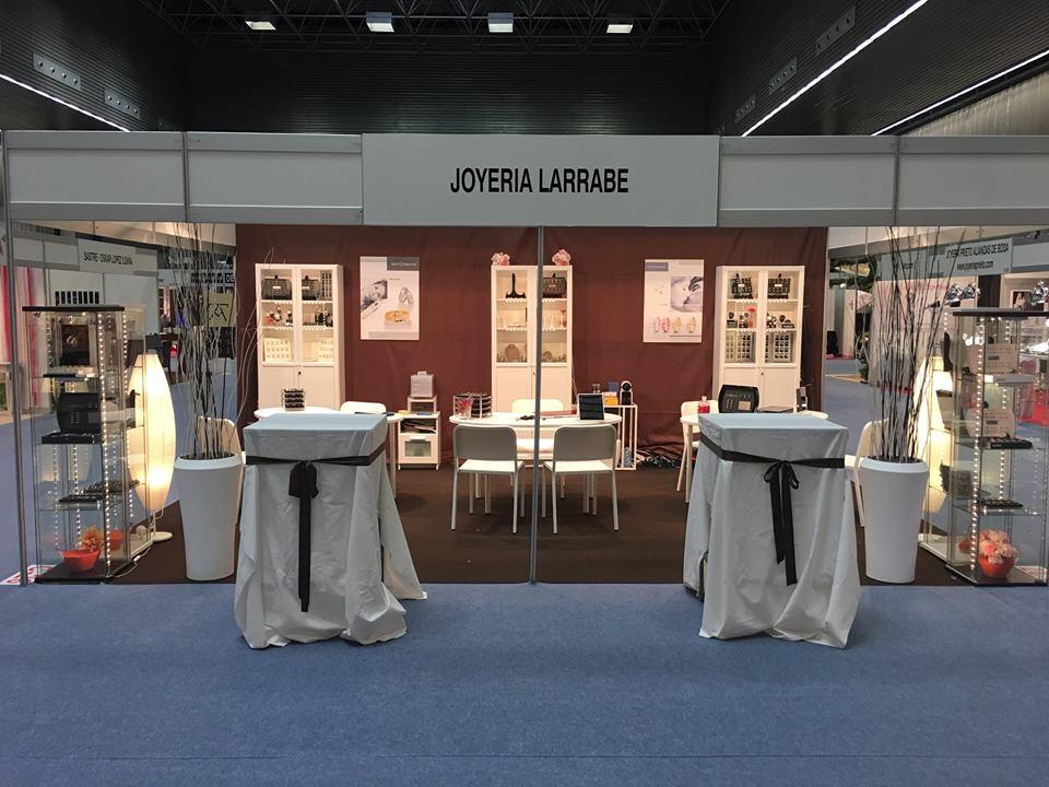 Joyeria Larrabe ExpoBodas 16