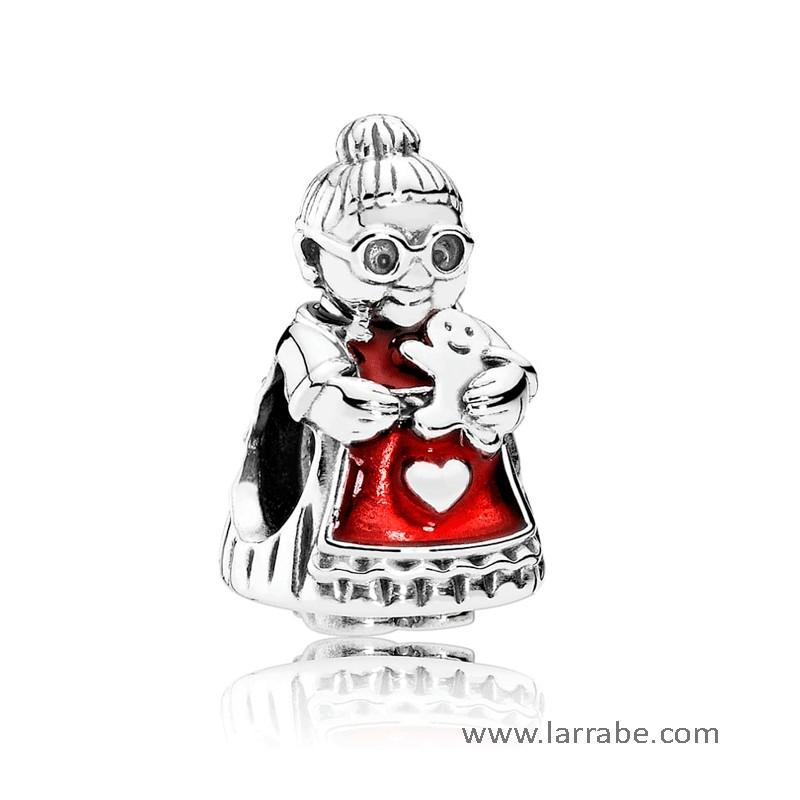 Comprar Abalorio Pandora Senora de Santa Claus