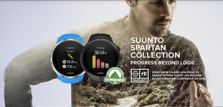 Comprar Relojes Suunto Spartan Sport y relojes Suunto Spartan Ultra Joyeria Larrabe