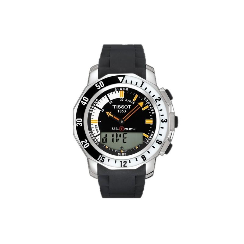 Comprar reloj Tissot Sea Touch Joyeria Larrabe