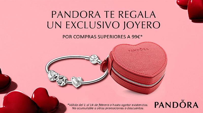 eef6306ebb23 Conoce al detalle la nueva colección Pandora San Valentín 2017 ...