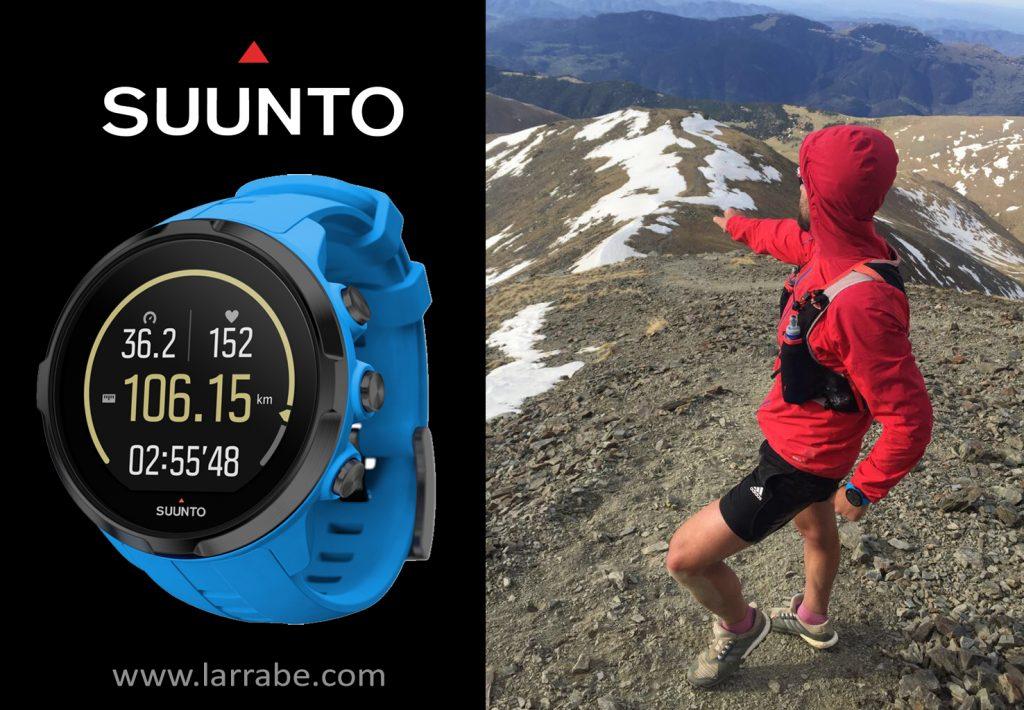 Reloj Suunto Spartan Sport Wrist HR Blue