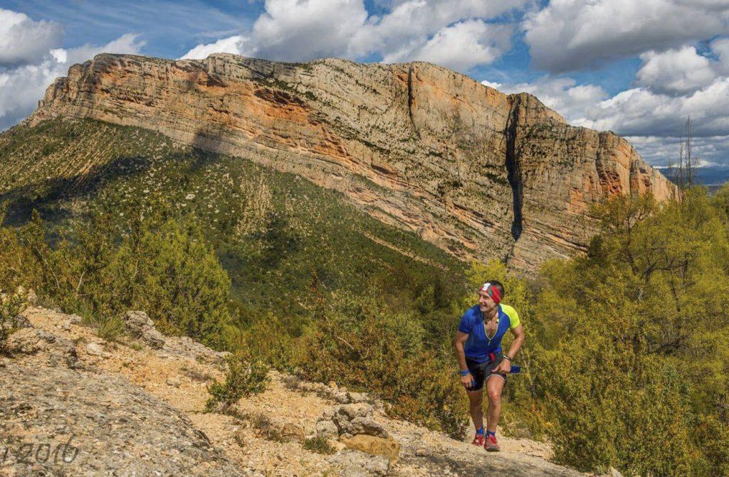 Jon Erdaide en Basque Ultra Trail