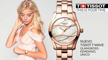 Relojes Tissot T-Wave