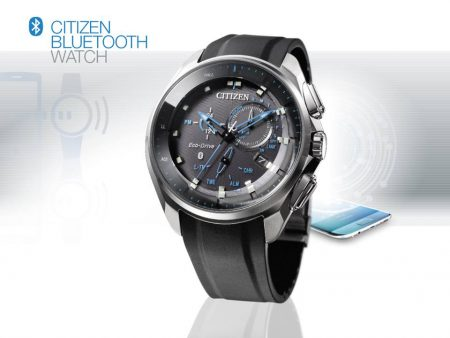 Reloj Citizen Bluetooth Radiocontrolado