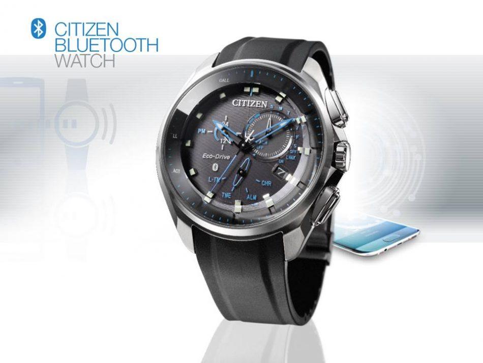 Reloj Citizen Bluetooth Radiocontrolado