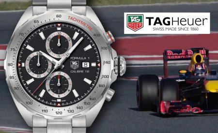 Relojes tag Heuer Formula 1