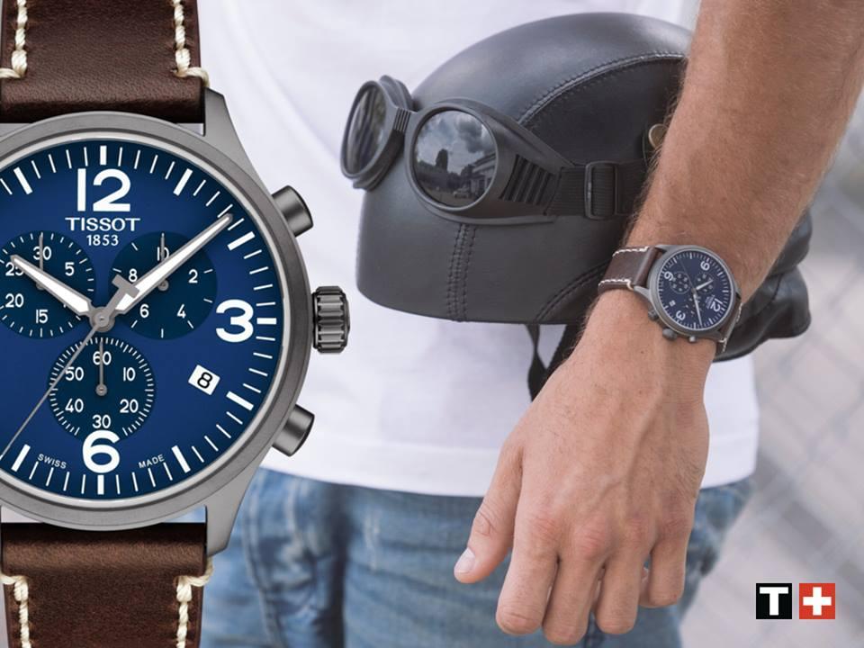 Nuevos relojes Tissot Chrono XL Joyeria Larrabe