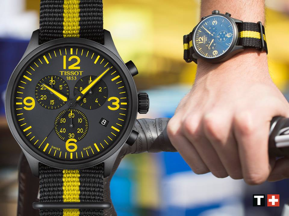 Reloj Tissot Chrono XL T-Sport TOUR DE FRANCE