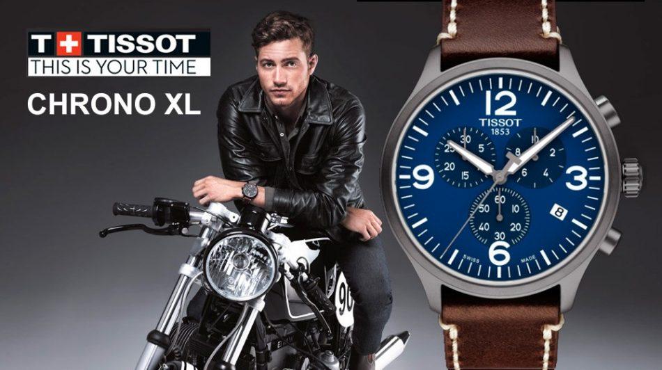 Relojes Tissot Chrono XL