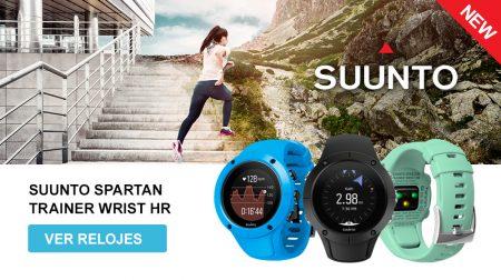 Relojes Suunto Spartan Trainer